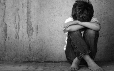 Depresión Infantil: La tristeza en sus primeros pasos