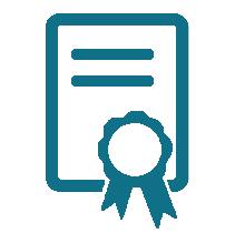 icono 2 de certificado de salud mental