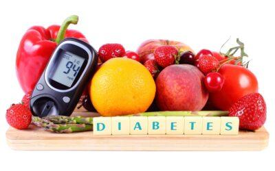 Alimentación en diabetes