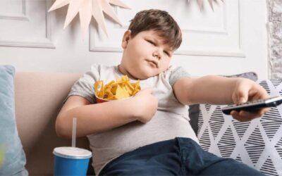 Obesidad infantil: factores de riesgo en la familia