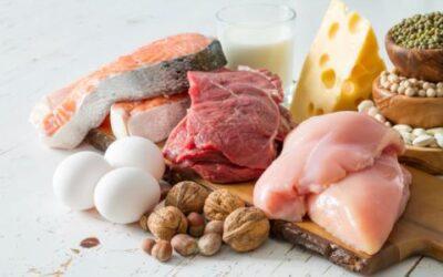 Proteínas, aliadas en la reducción de peso