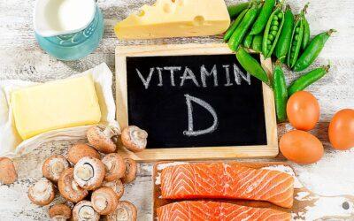 Vitamina D, aliada para nuestra salud